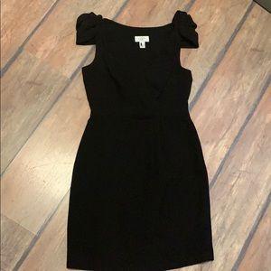 Ann Taylor LOFT little black dress women OP